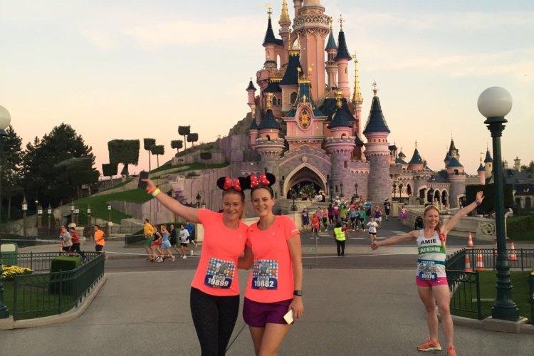 Disneyland 5km!