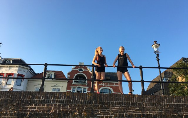 Running Girls van de week: Annemiek en Pim!