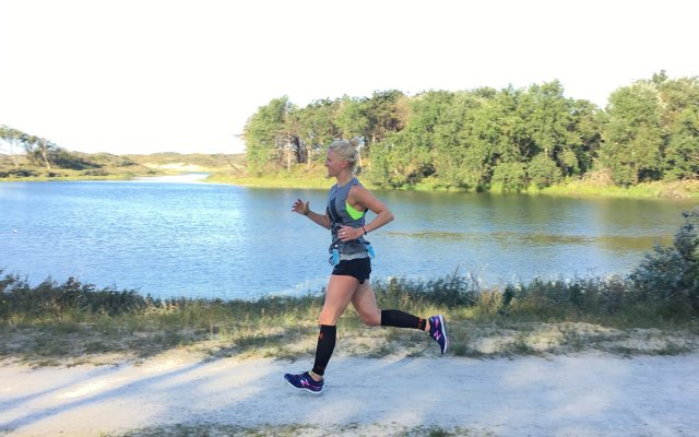 Running Girl van de week: Marloes