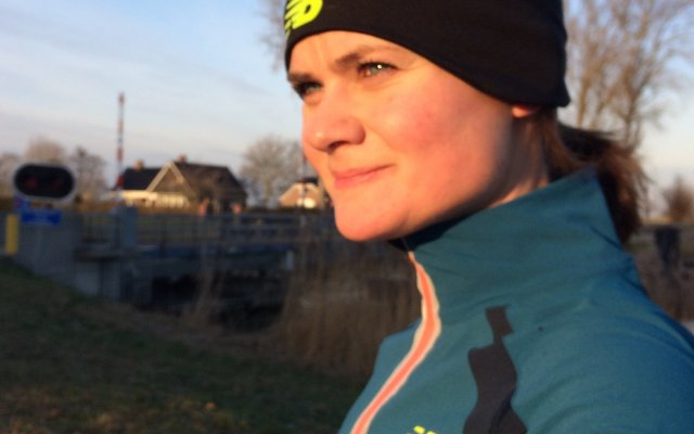 Running Girl van de week: Eva!