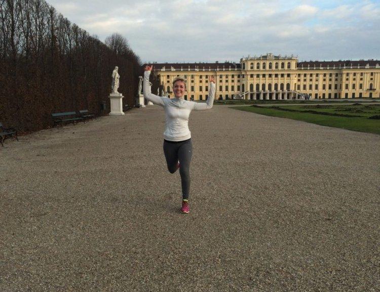 Running Girl Lianne