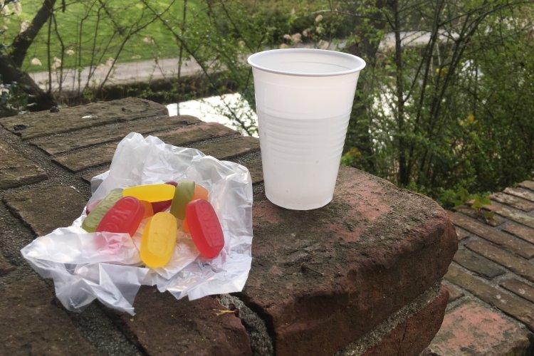Wat ik eet en drink tijdens een halve marathon!