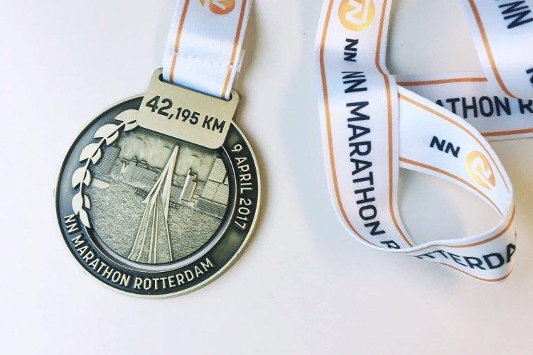 6x raceverslag Rotterdam Marathon!