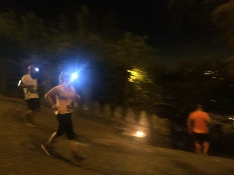 Gondomar night run