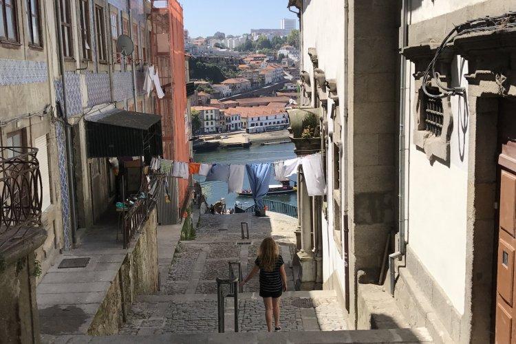 Hardlopen in Lissabon en Porto!