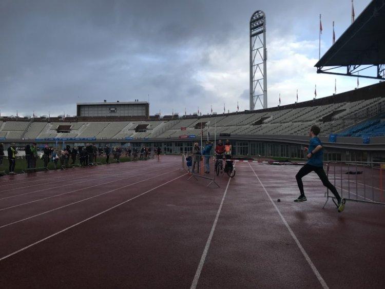 Olympisch Stadionloop