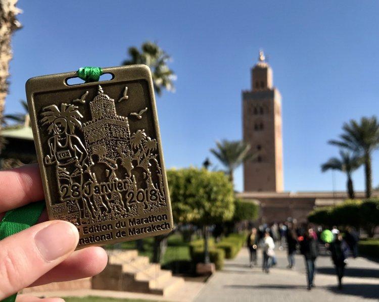Halve Marathon Marrakech