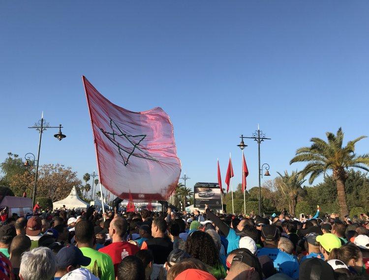 hardlopen in marrakech
