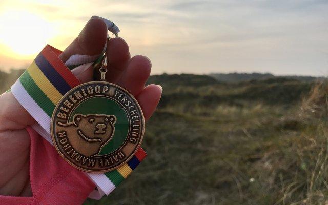 Berenloop halve marathon 2018!