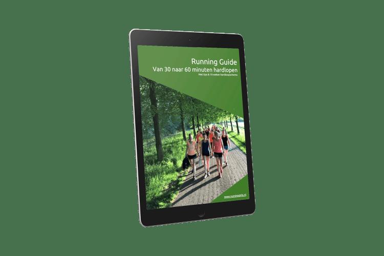 Running Guide – van 30 naar 60 minuten hardlopen