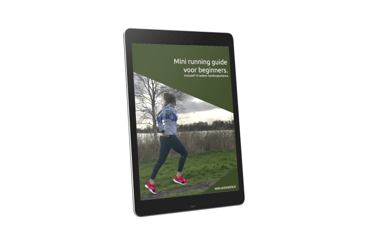 Mini running guide voor beginners