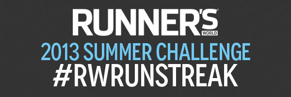 Summer Run Challeng