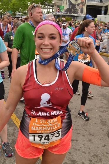 Nashville Rock 'n Roll Half Marathon