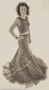 B&W swirly skirt May 2016
