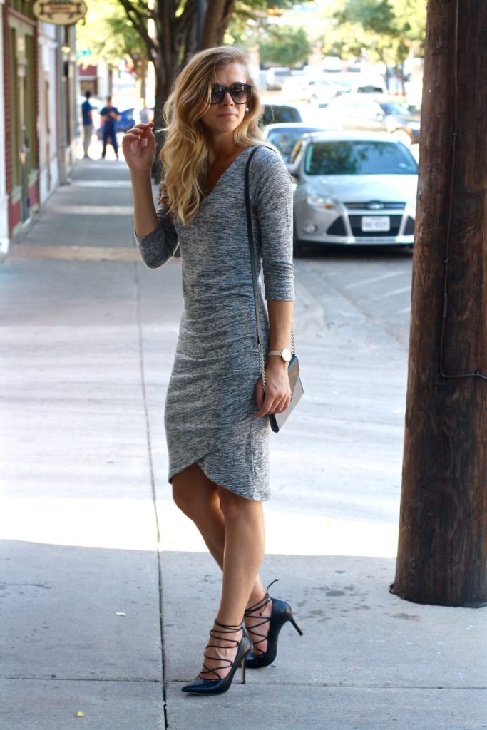The Perfect Sweater Dress for Fall