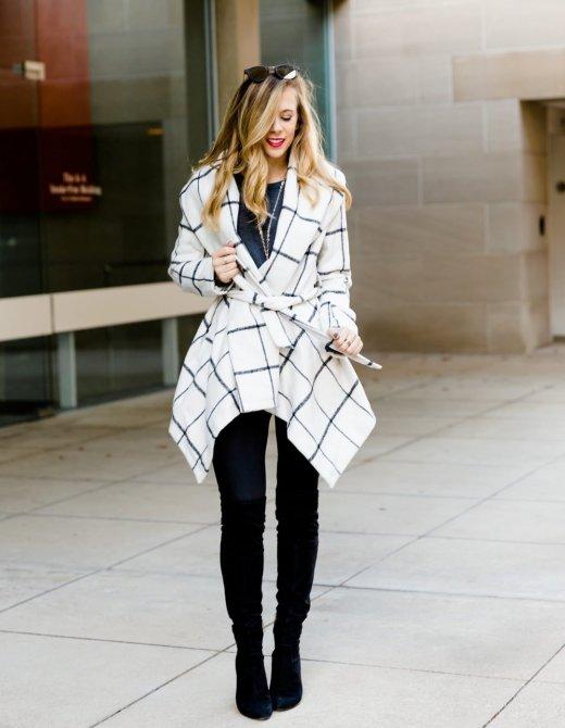 Best Coats to Wear into Spring   Running in Heels