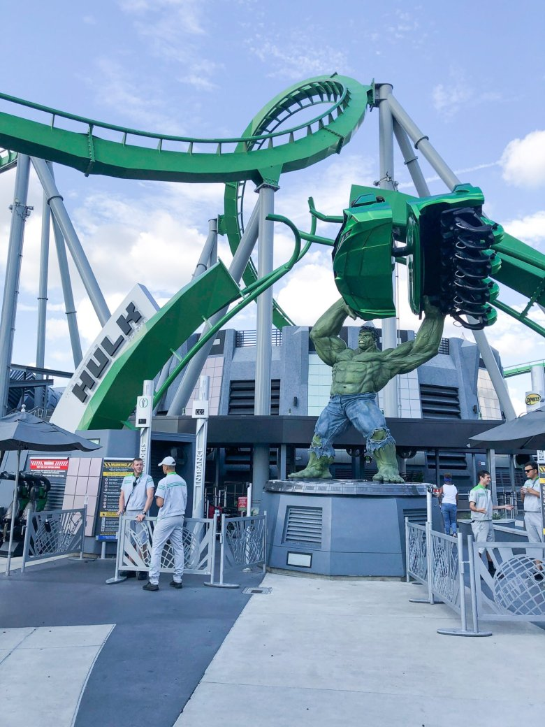 Top 8 Tips For Visiting Islands of Adventures and Universal Studios Orlando in the Fall featured by top US travel blog, Running in Heels.