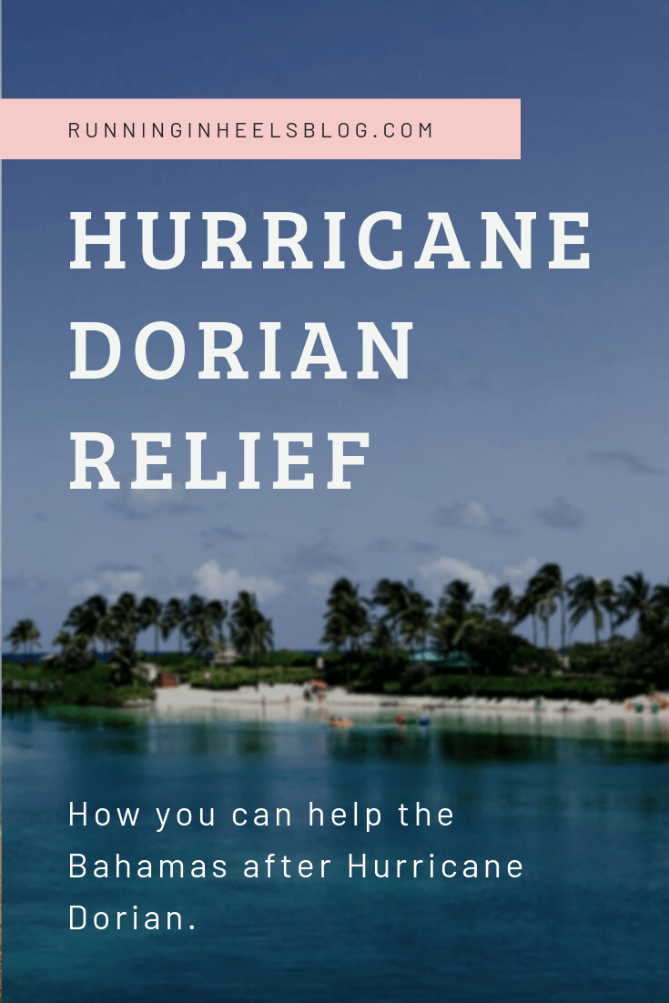 How to help with Hurricane Dorian Relief, info featured by top US travel blog, Running in Heels