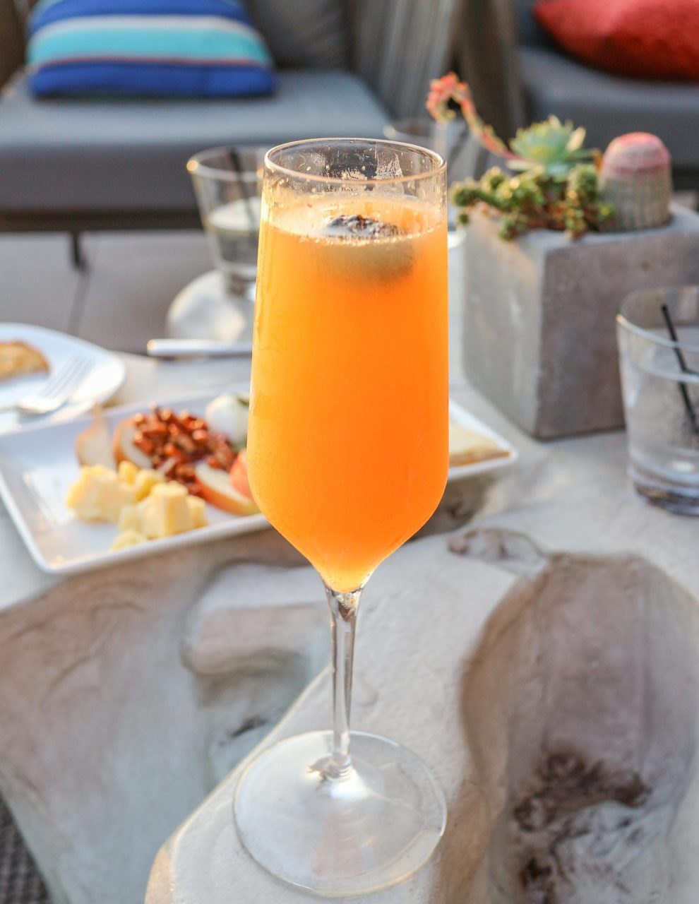 The Best Cocktail Bars in Dallas featured by top Dallas blog, Running in Heels: image of Upside West Village in Dallas
