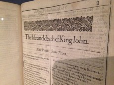 first-folio-king-john