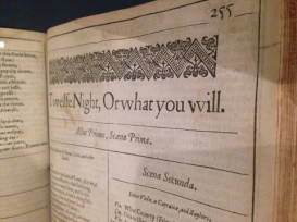 first-folio-twelfth-night