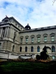 Library of Congress Exterior