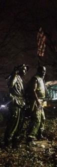 The Three Servicemen at Night