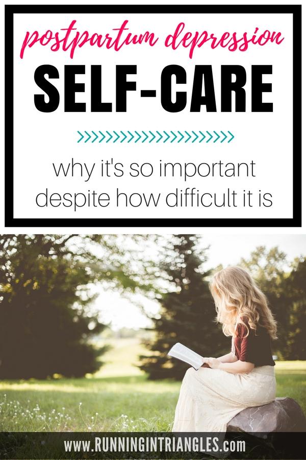 Self Care Tips for Battling Postpartum Depression