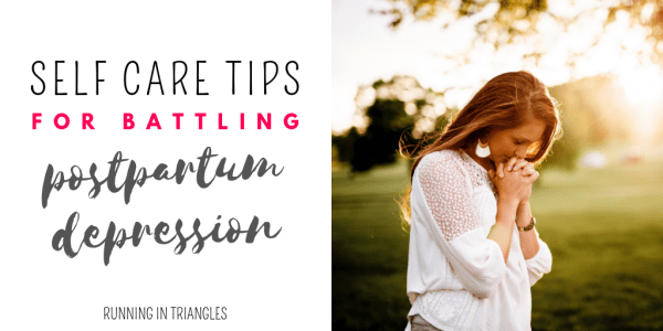 Postpartum Depression Self Care