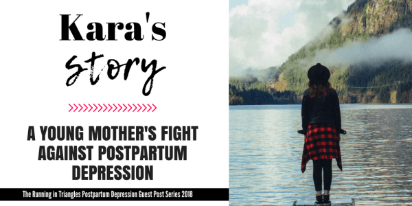 A Young Mother's Fight Against Postpartum Depression