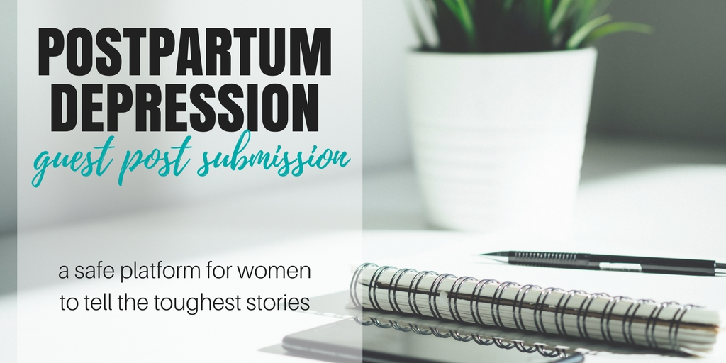 Submit a Postpartum Depression Story for publishing on Running in Triangles