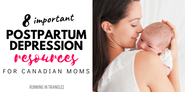 Postpartum Depression Resources in Canada 1