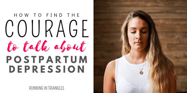 How to Talk About Postpartum Depression