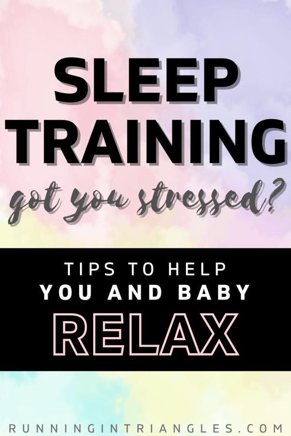 Avoid the Stress of Sleep Training