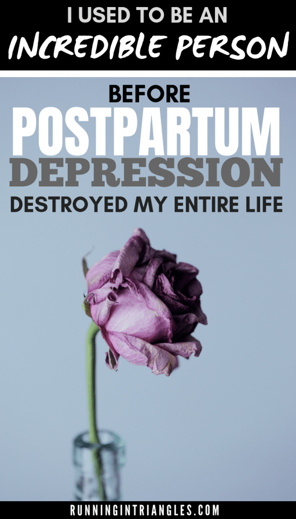 What Happens When Someone Incredible Gets Postpartum Depression