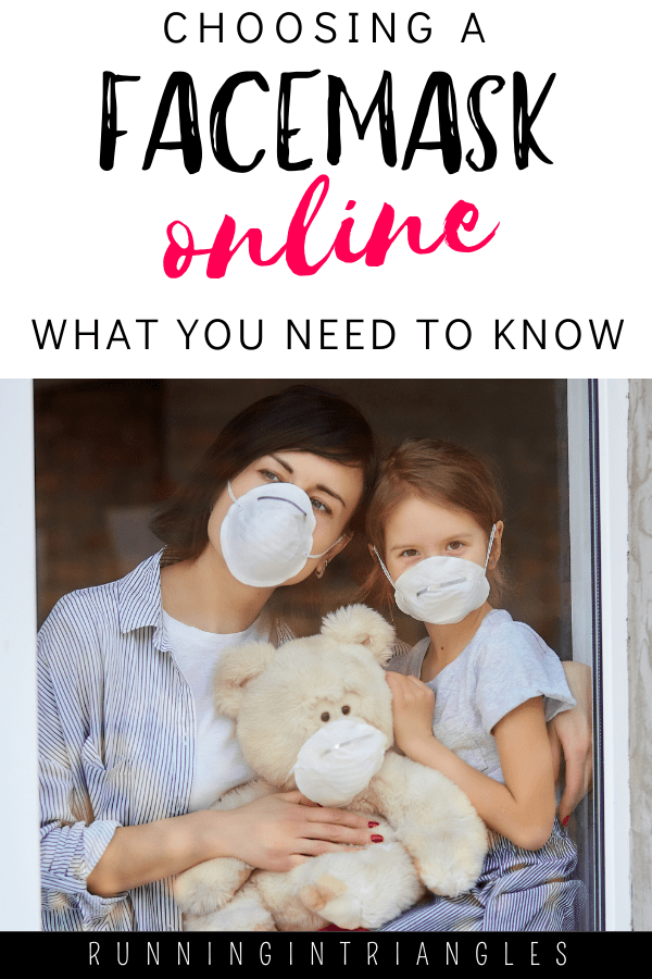 Choosing a Facemask Online: What you need to know