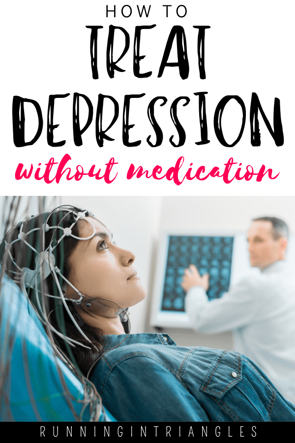 How To Treat Depression Without Medication