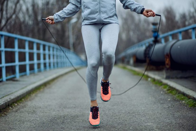 Best Skipping to lose weight in 2 weeks