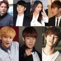 7 idoles participeraient à Running Man