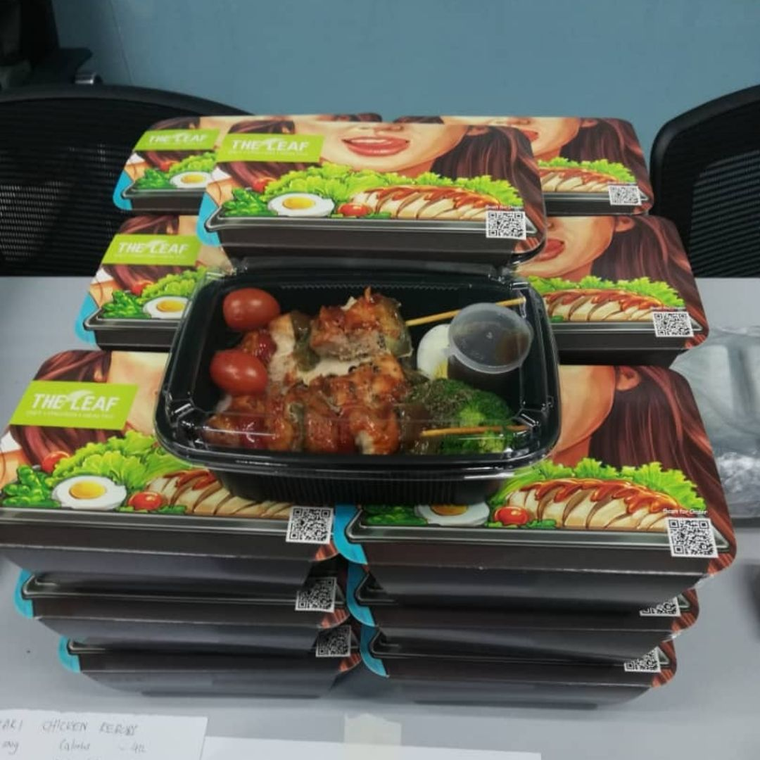 runningmen catering lunch food bento box for corporate seminar and training