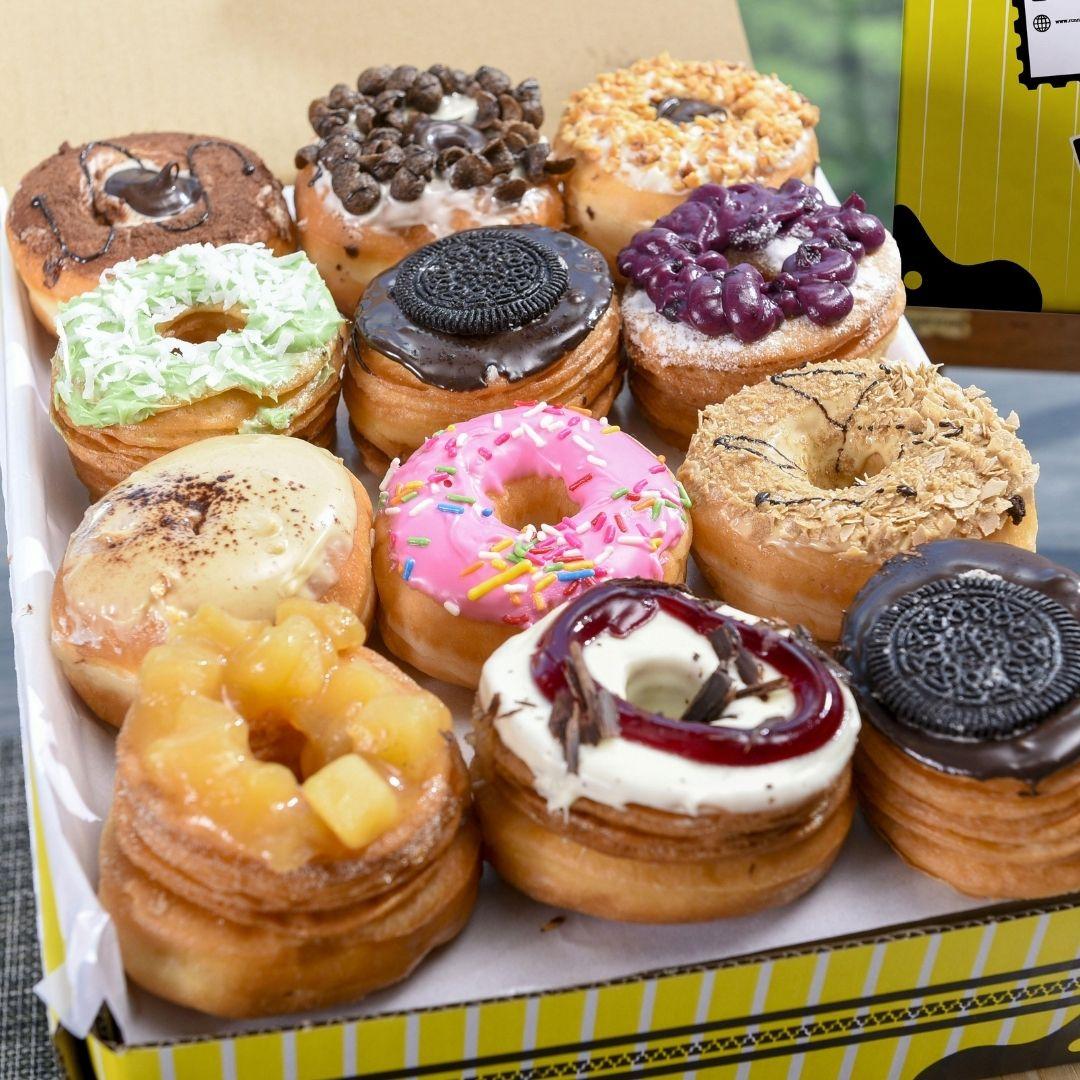 foodie box Small Donut & Cronut Box