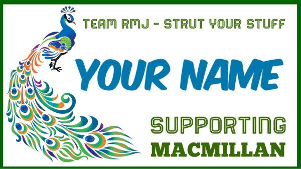 Supporting Macmillan