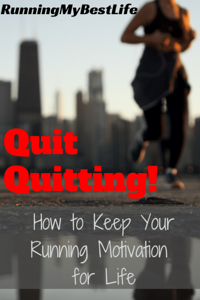 How to Keep Your Running Motivation for Life