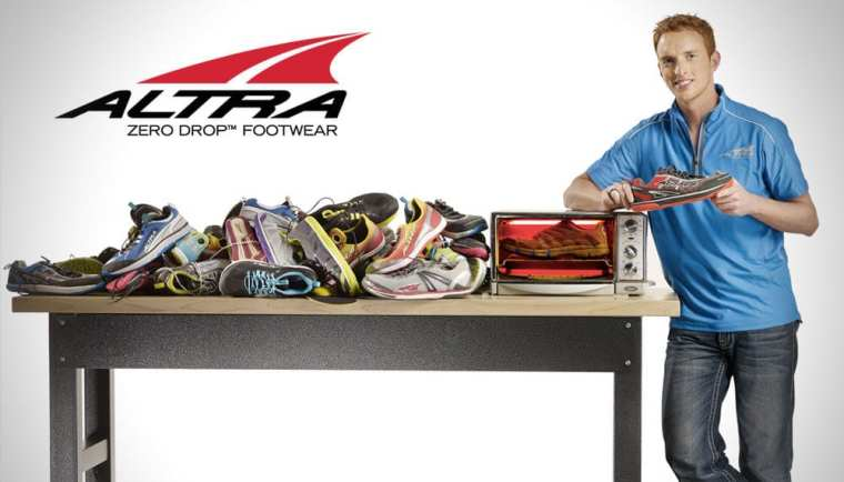 Altra Golden Harper Interview