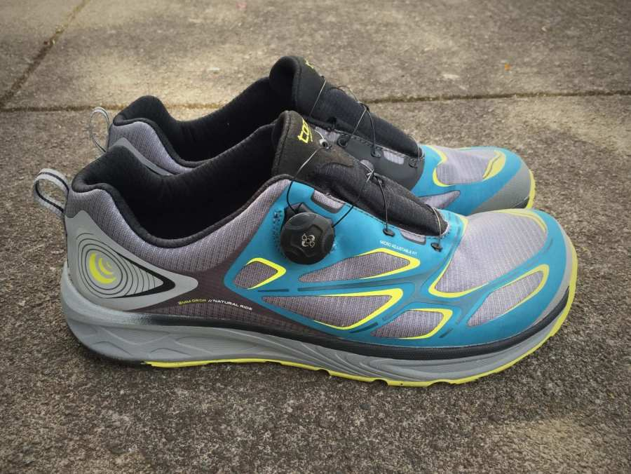 Topo Athletic Runduro Side