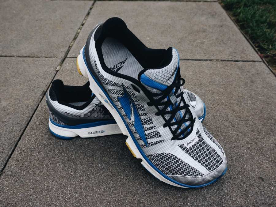 Altra Provision 2.0 - Stacked View
