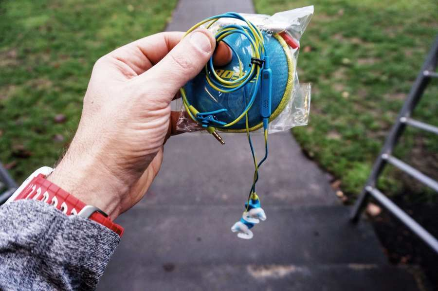 Bose SoundSport - The Kit
