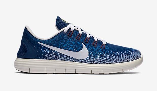 Boston Marathon 2016 Nike Free RN Distance