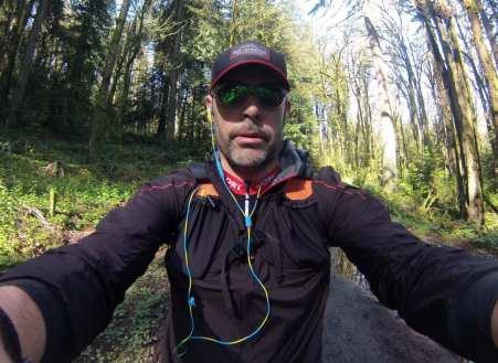 Salomon S LAB Hybrid Jacket GoPro