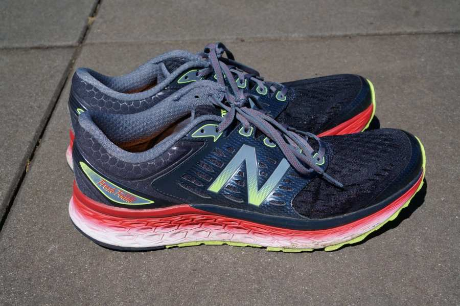 New Balance Fresh Foam 1080 Side